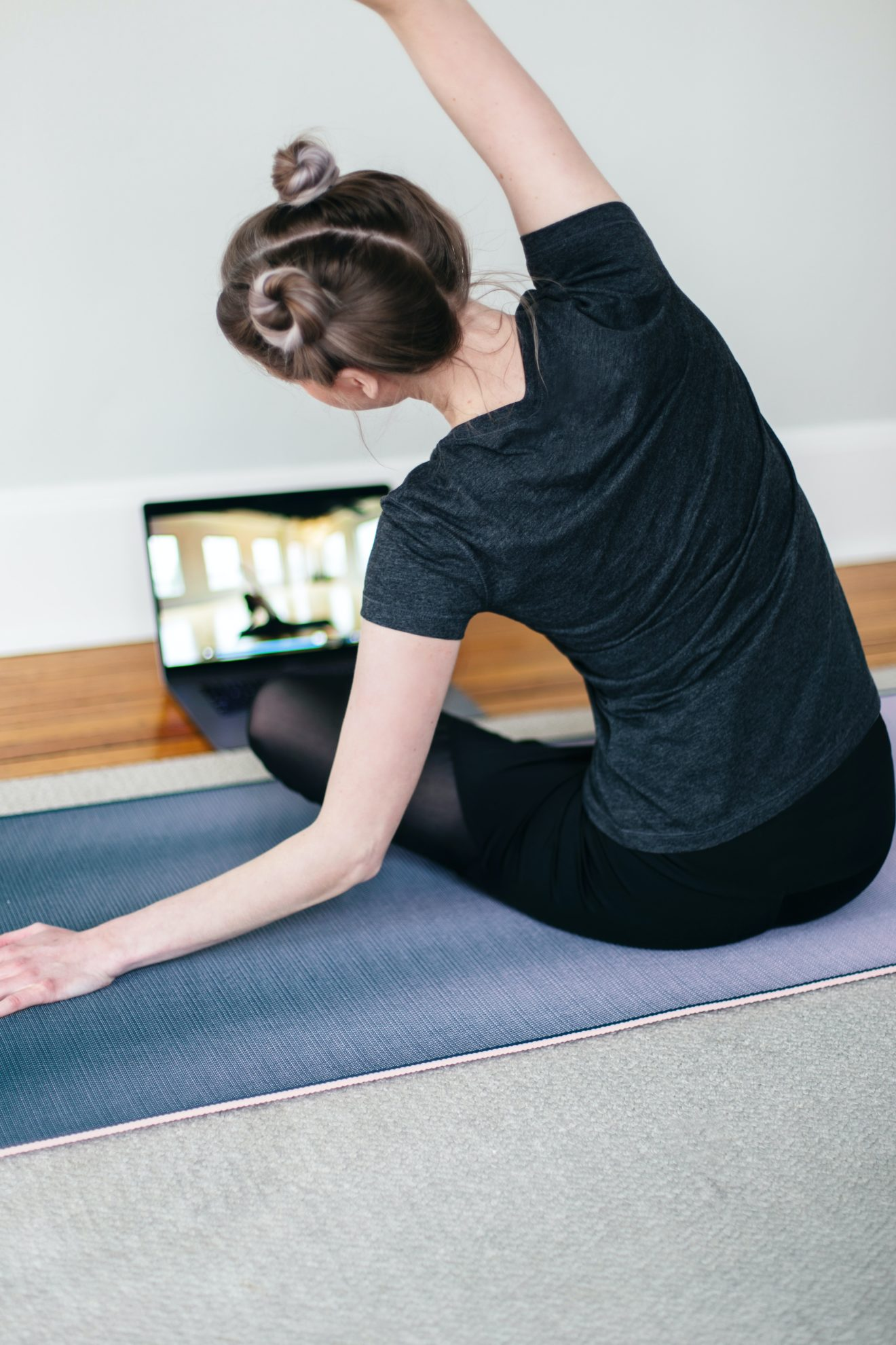 Online-Yoga im November